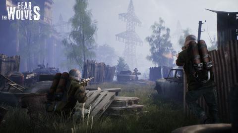 Fear The Wolves : Un accès anticipé daté sur Steam !