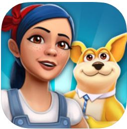 Animal Cove: Match 3 Adventure sur Android
