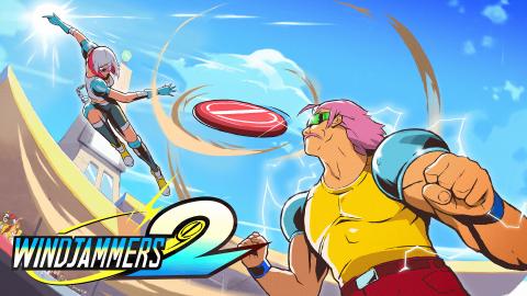 Windjammers 2 : DotEmu prépare une suite du jeu de frisbee