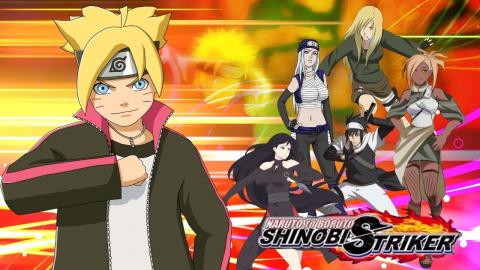 """Naruto to Boruto - Shinobi Striker : Le mode """"Barrier Battle"""""""