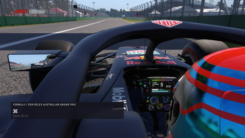 F1 2018 : Codemasters polit son diamant