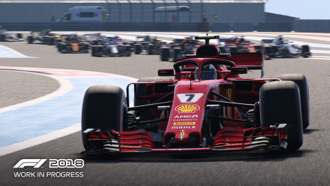 F1 2018 : Codemasters polit son diamant