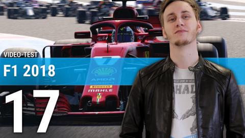 F1 2018 : notre avis en quelques minutes