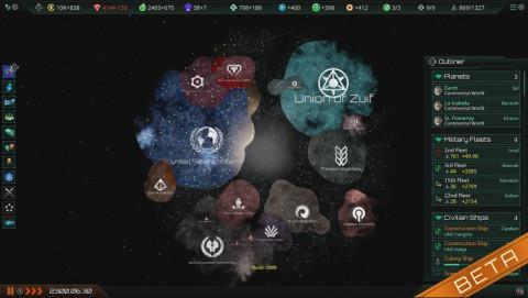 Stellaris : Console Edition prévu pour le 1er trimestre 2019