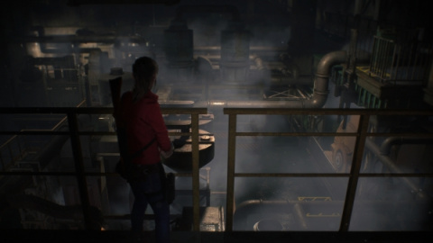 Resident Evil 2 Remake, Claire Redfield reprend du service - gamescom 2018