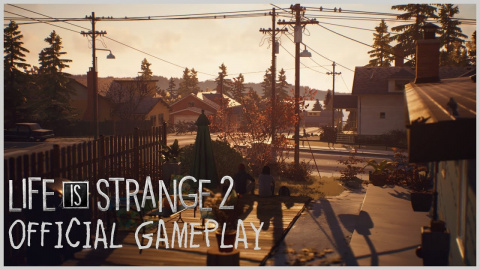 Life is Strange 2 : 20 minutes de gameplay - gamescom 2018