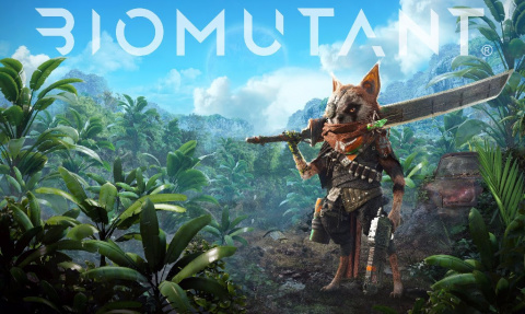 Biomutant : 13 minutes de gameplay - gamescom 2018