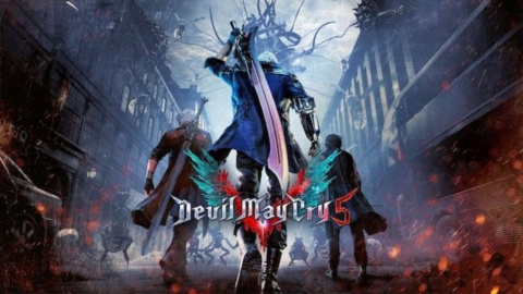 gamescom : Devil May Cry 5 - Une date de sortie et un nouveau trailer