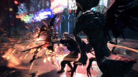 Devil May Cry 5 : le second meilleur lancement d'un jeu Capcom sur PC