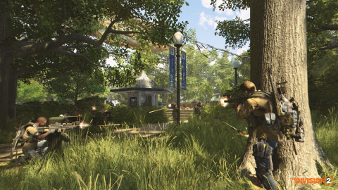 The Division 2 sera disponible sur l'Epic Games Store, pas sur Steam