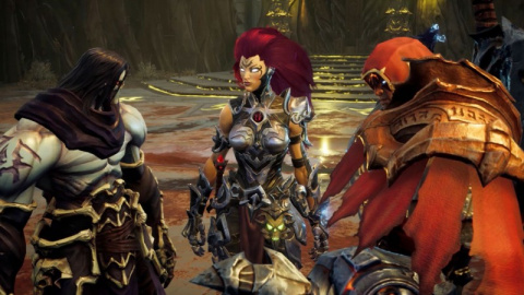 Darksiders III : un trailer et 40 minutes de gameplay - gamescom 2018