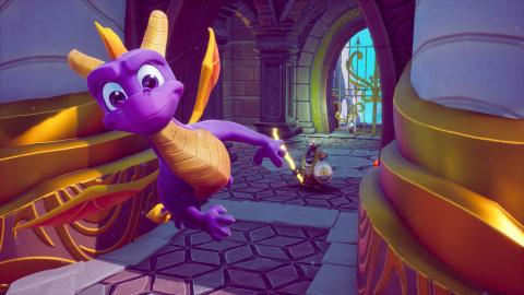 gamescom 2018 : Spyro Reignited Trilogy, quelques images inédites