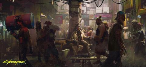 Cyberpunk 2077 : le directeur créatif de The Witcher 3 rejoint le projet