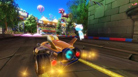 gamescom 2018 : de nouvelles images et une info pour Team Sonic Racing