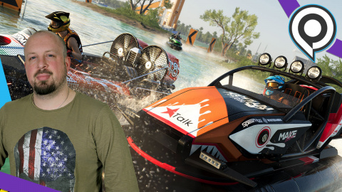 gamescom : The Crew 2 : L'hovercraft arrive avec le DLC Gator Rush