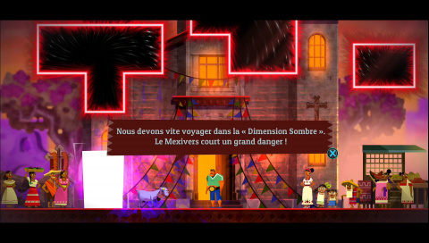 Guacamelee et sa suite débarquent sur Nintendo Switch