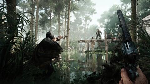 Hunt Showdown se met à jour et active le cross-play sur console