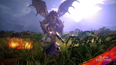 Bless Unleashed, le premier MMO sur console de Bandai Namco annoncé sur Xbox One