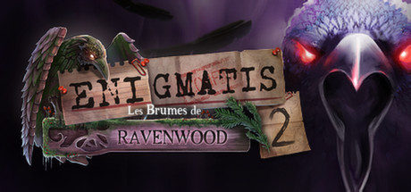 Enigmatis 2: The Mists of Ravenwood sur PS4