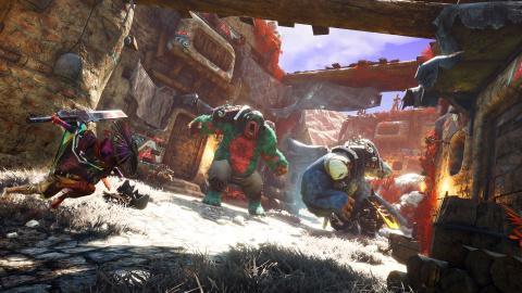 Biomutant, Une fable Kung-Fu foisonnante en monde ouvert - gamescom 2018
