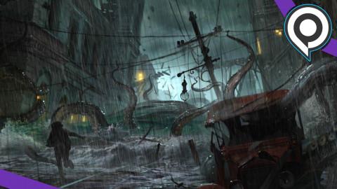 gamescom : The Sinking City, une enquête prometteuse dans un univers lovecraftien
