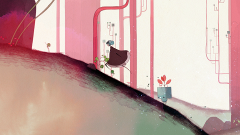 GRIS : Un superbe univers à la narration minimaliste