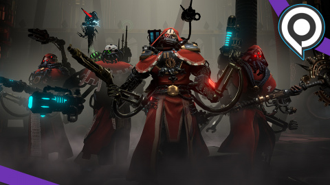 gamescom : Warhammer 40K Mechanicus, un Tactical RPG sous forme d'hommage