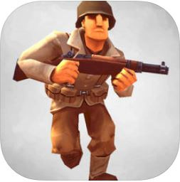 Mighty Army : World War 2 sur Android