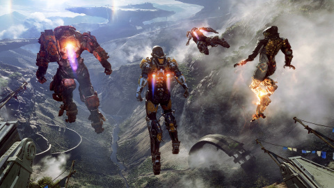 Anthem : BioWare préparerait une refonte totale du jeu