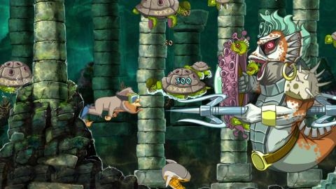 Toki : le remake arrive le 6 juin sur PC, PS4 et Xbox One