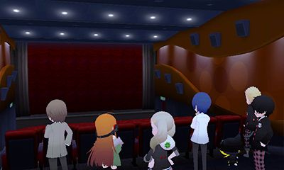 Persona Q2 : New Cinema Labyrinth présente son casting