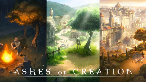 Ashes of Creation sur PC