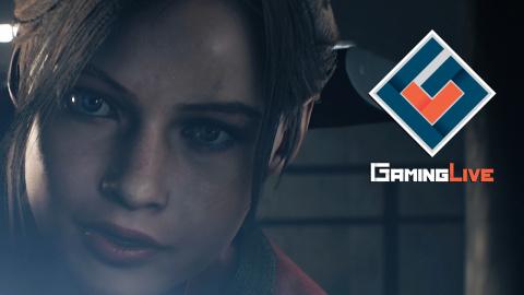 gamescom : Resident Evil 2 Remake, Le retour de Claire Redfield