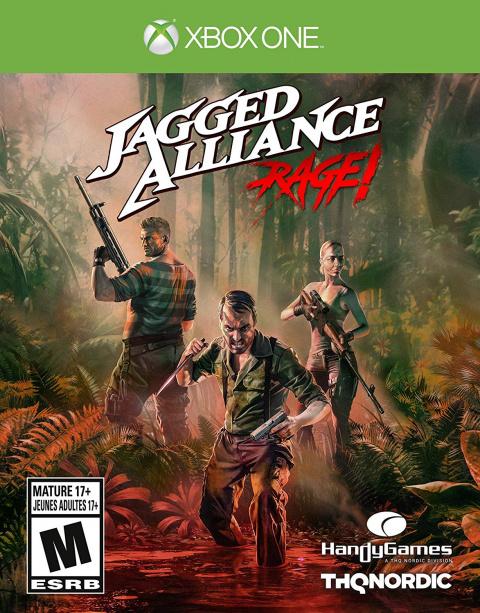 Jagged Alliance : Rage! sur ONE