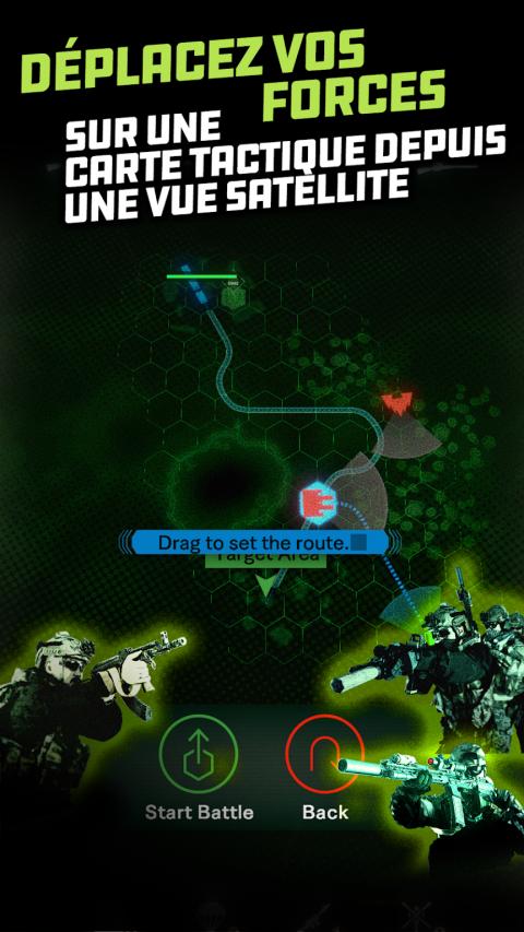 Capcom annonce Black Command, un jeu de stratégie militaire pour smartphones