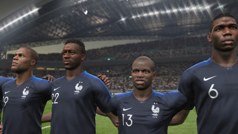 PES 2019 : Un gameplay qui atteint l'excellence