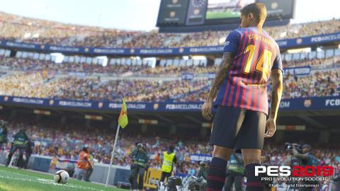 PES 2019 : Un gameplay qui atteint l'excellence