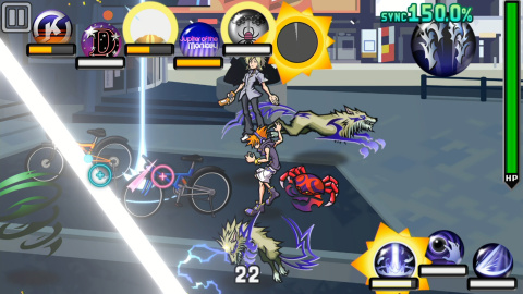 The World Ends with You : Final Remix - un tour d'horizon du titre