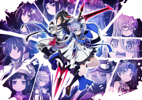 Mary Skelter 2 sur PS4