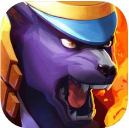 All-Star Troopers sur iOS