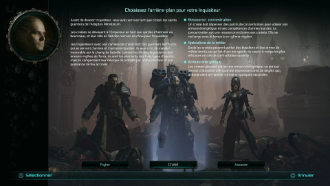 Warhammer 40,000 Inquisitor Martyr: A Hack A Slash Strong and Dedicated