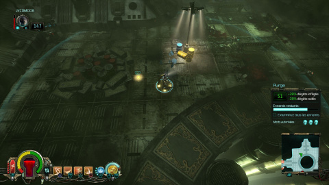 Warhammer 40,000 Inquisitor Martyr: A Hack & Slash Solid and Dedicated