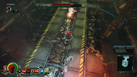 Warhammer 40,000 Inquisitor Martyr: A Solid and Dedicated Hack A Slash