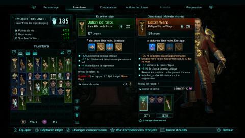 Warhammer 40.000 Inquisitor Martyr : Un Hack'n Slash solide et dévoué