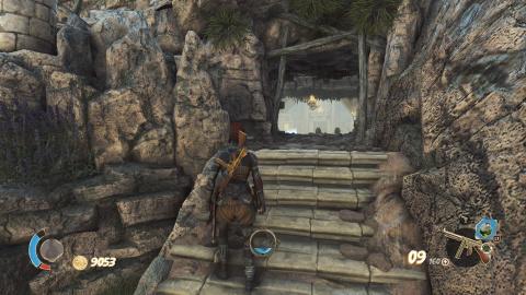 Niveau 2 - Vallée cachée