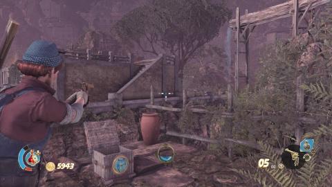 Niveau 5 - Village Damné