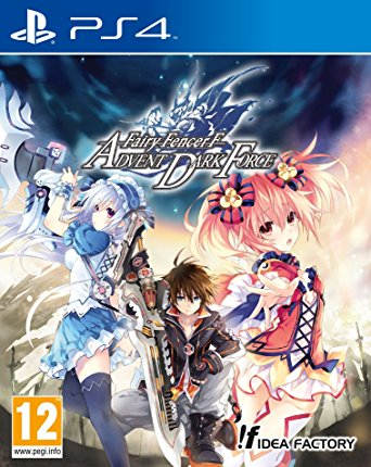Fairy Fencer F : Advent Dark Force sur PS4