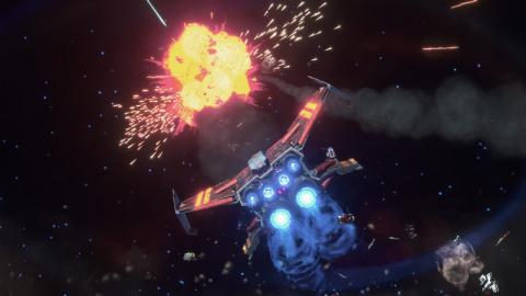 Rebel Galaxy Outlaw filera vers les étoiles début 2019 sur PC, PS4 et Switch