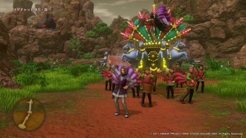 Dragon Quest XI S : le portage Switch donnera de ses nouvelles le 22 décembre