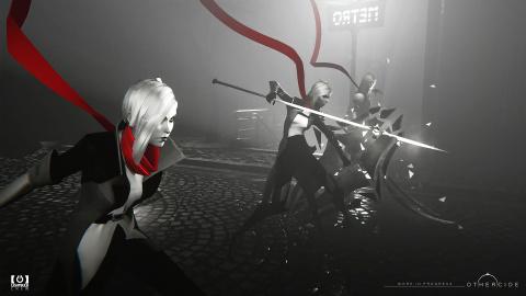 Othercide, un rêve en noir et blanc entre Sin City et XCOM